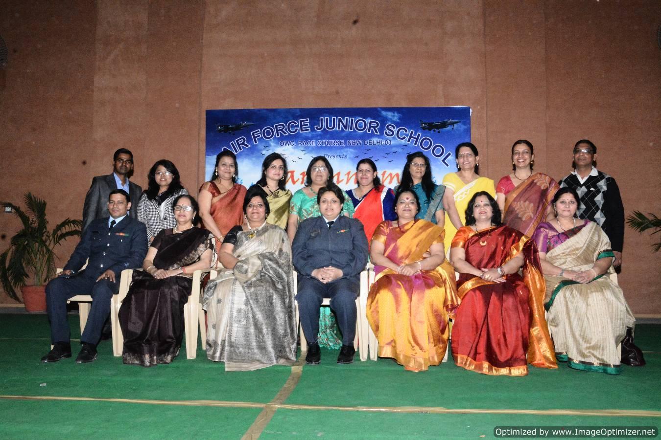 AFS Junior Staff Photo